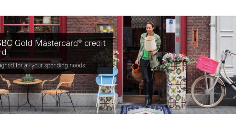 HSBC credit card logo