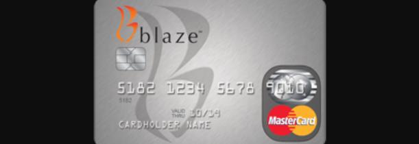 Blaze Credit Card Logo