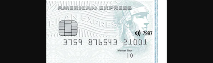American Express Rewards Card Logo