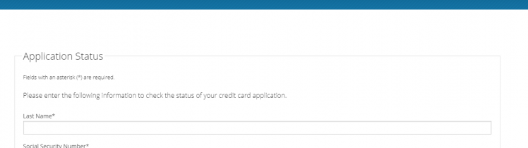 apply for a Credit card from Credit One Bank