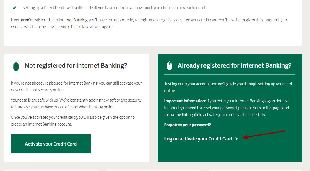 Lloyds Bank Credit Card Login