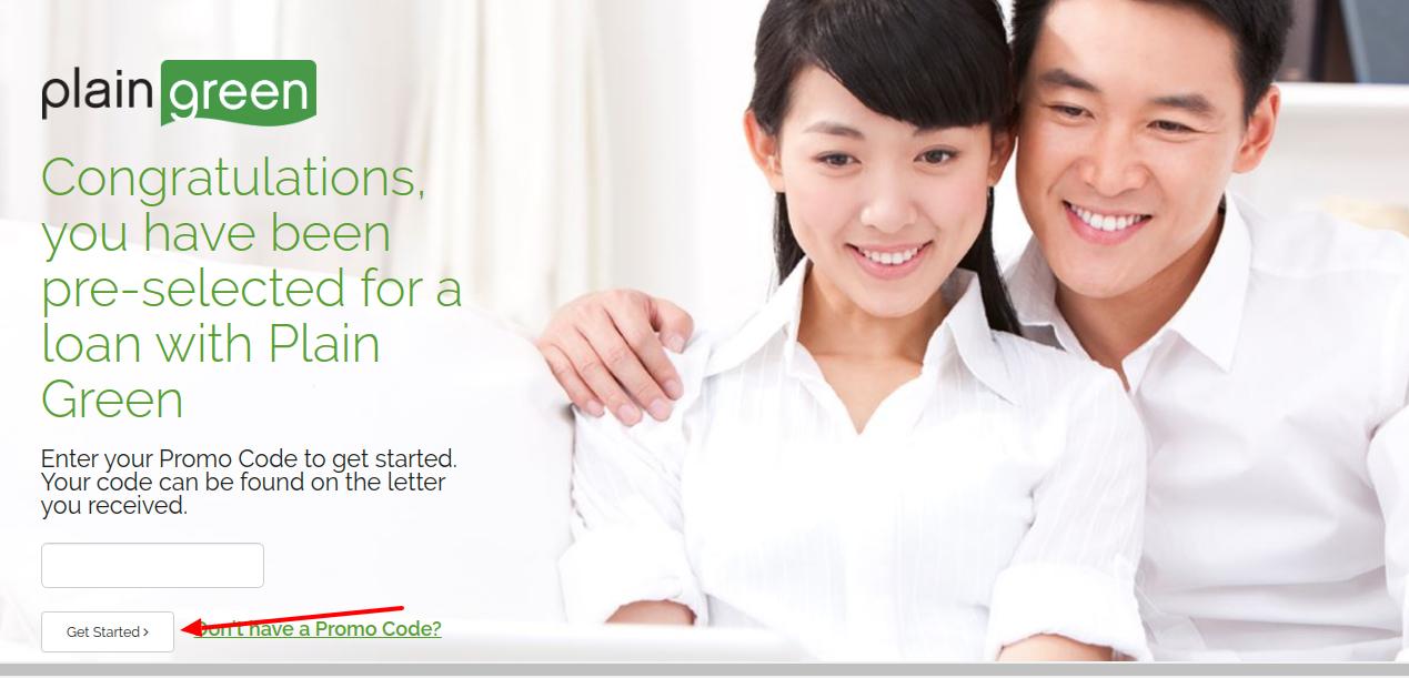 Plain Green Loans Get Started
