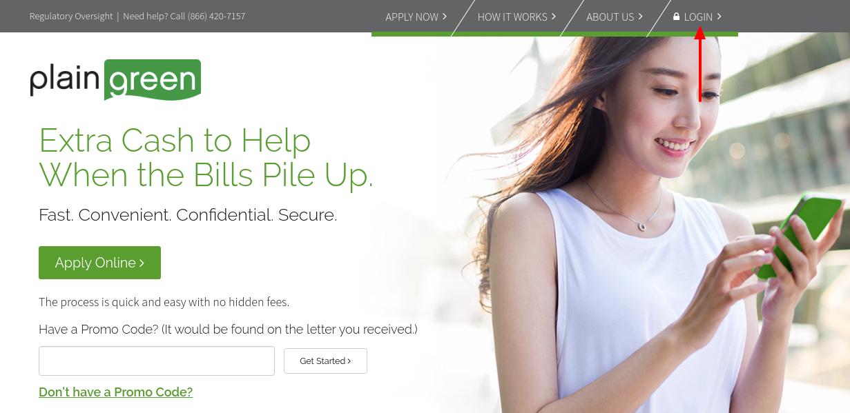 Plain Green Loans Login