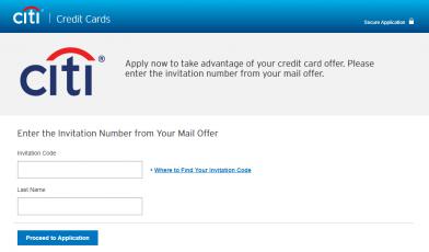 citi credit card apply logo