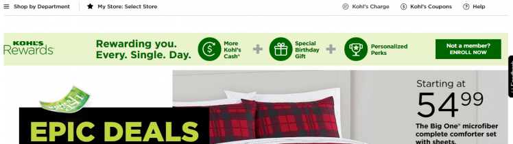 Kohl's Credit Card Activation