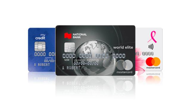National Bank Card Activation Procedure