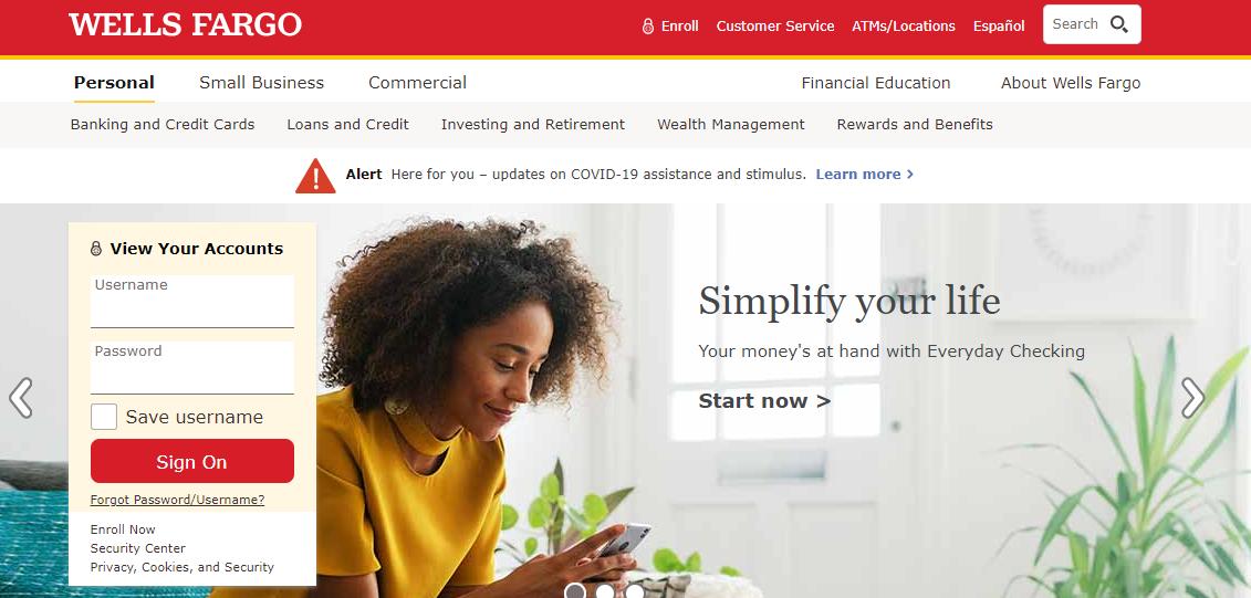 Wells Fargo Card Activate