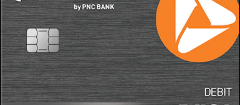 pnc bank debit card