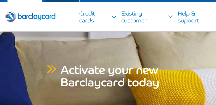 barclaycard credit card