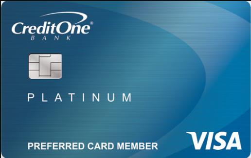 credit one credit card