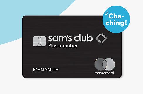 Sams Credit Card